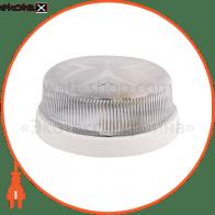 Світильник ERKA 1102 LED, настінний, 12 W, 4200K, прозорий, IP 20