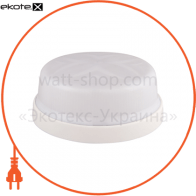 Светильник ERKA 1102 LED-В, настенный, 12 W, 6000K, белый, IP 20