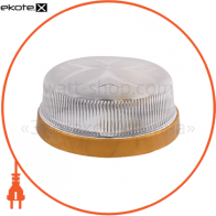 Светильник ERKA 1102 LED-G, настенный, 12 W, 6000K, прозрачный, IP 20