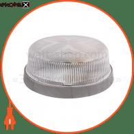 Світильник ERKA 1102 LED-S, настінний, 12 W, 4200K, прозорий, IP 20