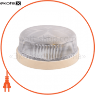 Світильник ERKA 1102 LED-K, настінний, 12 W, 4200K, прозорий, IP 20