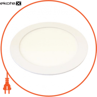Светильник светодиодный встраиваемый потолочный DELUX CFR LED 10 4100К 220В 24Вт круг