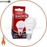 Лампа светодиодная MAGNUM BL 60 10 Вт 6500K E27 220В