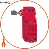 Мет.выкл.безопасности XCSC - 2 НЗ + 1 НО - инерц.срабат. - 1 вход Pg 13