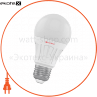 Лампа светодиодная стандартная LS-V10 10W E27 4000K алюмопл. корп. A-LS-1520