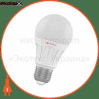 Лампа светодиодная стандартная LS-9 9,5W E27 4000K алюмопл. корп. A-LS-1910