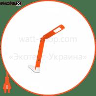 світильник світлодіодний настільний DELUX TF-310 5 Вт 4000К LED біло-помаранчевий