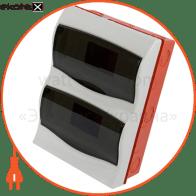 корпус пластиковий 16-модульний e.plbox.stand.w.16m, що вбудовується multusan