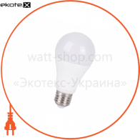 лампа світлодіодна DELUX BL 60 12Вт 4100K 220В E27 білий