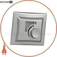 Sedna Термостат комнатный с режимом охлаждения, 10А алюминиевый