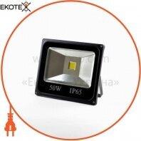 Светодиодный прожектор Venom 50Вт Slim (VSLM-050220-WW)