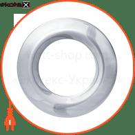деко.накладка для led светильника sdl mini,  хром (по 2 шт.) светодиодные светильники maxus Maxus 2-CSDL-CH-1