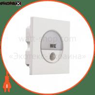 Светильник лестничный LED 3W 4200K 240Lm 220-240V 86 * 86мм.з сенсором белый
