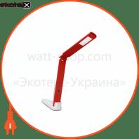 Светильник светодиодный настольный Delux TF-310 5Вт 4000K бело-красный