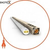 LED лампа VIDEX T8b 24W 1.5M 6200K 220V матовая