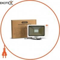 LED прожектор VIDEX Slim Sensor 20W 5000K 220V White