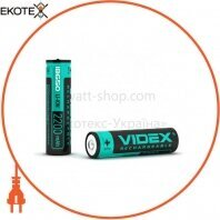 Аккумулятор Videx Li-Ion 18650-P(ЗАЩИТА) 2200mAh color box/1pcs 20 шт/уп