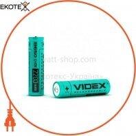 Аккумулятор Videx Li-Ion 18650(без защиты) 2200mAh bulk 50 шт/уп