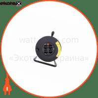 удлинитель-катушка CR-50m с заземлением (без проволоки)