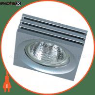 Встраиваемый светильник Feron DL232 хром 18604