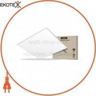 LED панель VIDEX 40W 6200K 220V матовая
