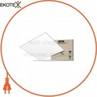 LED панель VIDEX 40W 4100K 220V матовая