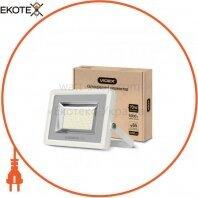 LED прожектор VIDEX 70W 5000K 220V White