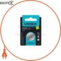 Videx 24234 videx батарейка литиевая cr2032 1pc blister card (24/648)