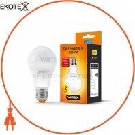 LED лампа VIDEX A60e 10W E27 4100K 12-48V