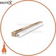 LED светильник IP65 линейный магистральный VIDEX 18W 0,6М 5000K 220V 20 шт