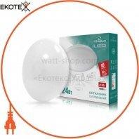LEDED светильник настенно-потолочный TITANUM 24W 4100K 220V Матовый