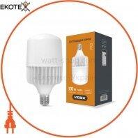 LED лампа VIDEX A145 100W E40 5000K 220V 8 шт/ящ