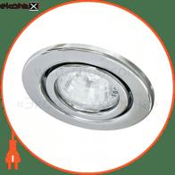 Встраиваемый светильник Feron DL11 серебро 15116