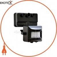 Датчик движения Feron LX02/SEN15 черный