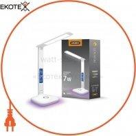 LED лампа настольная VIDEX VL-TF05W-RGB 7W 3000-5500K 220V(16шт/ящ)