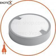 Cветильник (ЖКХ) круглый VIDEX 18W 5000K 220V