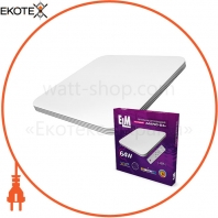 Светильник светодиодный накладной Mario 64W 3000-6500К IP20 26-0110
