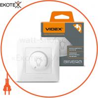 VIDEX BINERA Діммер LED 200Вт білий (VF-BNDML200-W) (12/72)