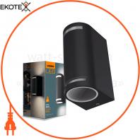 LED Светильник архитектурный AR022B IP54 VIDEX GU10x2
