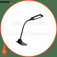 світильник світлодіодний настільний DELUX TF-450 5 Вт 4000K LED чорний