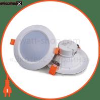 EUROLAMP LED Світильник круглий Downlight NEW 3W 3000K