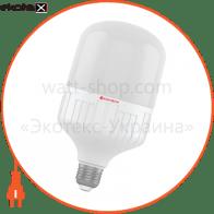 Лампа светодиодная промышленная LP-30 30W E27 4000K алюмопластиковый корп. A-LP-1081