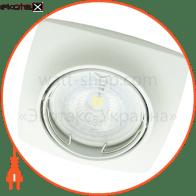 Встраиваемый светильник Feron DL6045 белый 30125