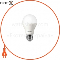 Лампа светодиодная Philips ESS LEDBulb 12W-120W E27 6500K 230V A60 RCA