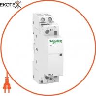 Модульный контактор iCT25A 2НО 220В АС 50ГЦ