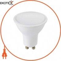 Лампа светодиодная e.LED.lamp.GU10.5.3000, 5Вт, 3000К
