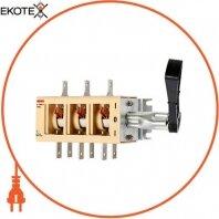 Выключатели-разъединитель e.VR32.P100 перекидной 100А (31В71250)