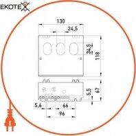 Enext p0690003 реле защиты двигателя e.control.m03, 80-400а