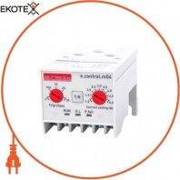 Реле защиты двигателя e.control.m04, 1-5А