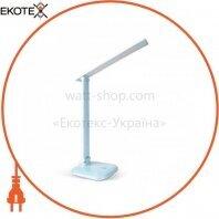 Настольный светодиодный светильник Feron DE1725 голубой